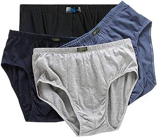 Men's Brief Underwear Classic Slip 4 Pack