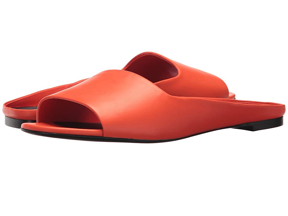 Via Spiga Hana (Hot Orange Leather) Women