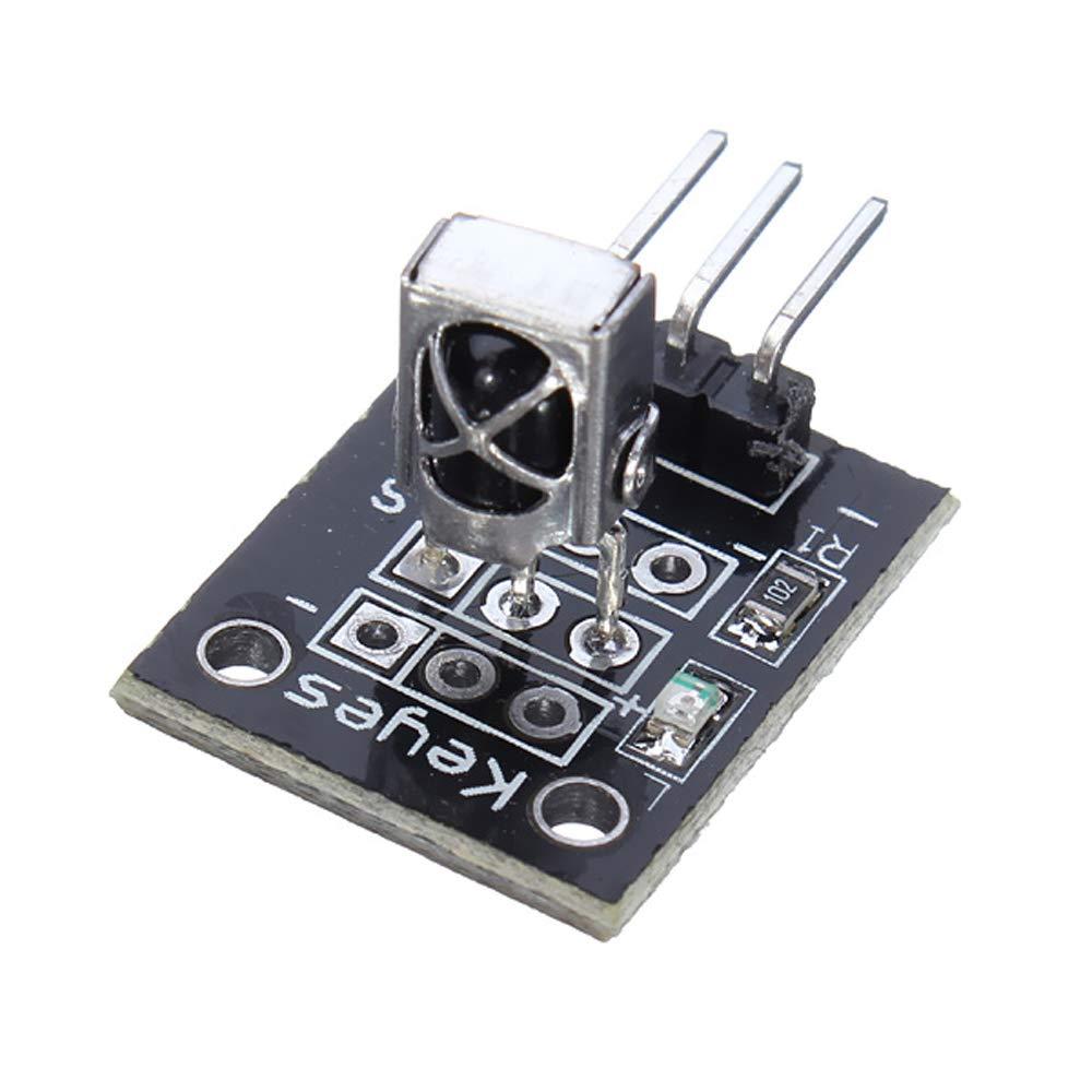 BouBou 100Pcs Ky-022 Módulo Receptor De Sensor De Infrarrojos IR ...