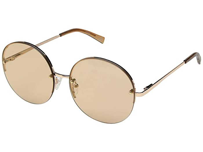 Le Specs Say My Name (Rose Gold) Fashion Sunglasses