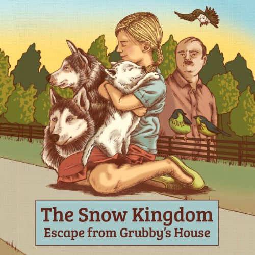 The Snow Kingdom audiobook cover art