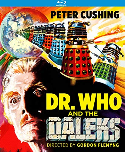 Dr. Who and the Daleks [Blu-ray]