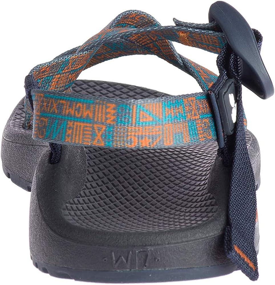 Chaco Mujer Zx2 Classic, diseño Eclipse Nuevo Azul Nativo