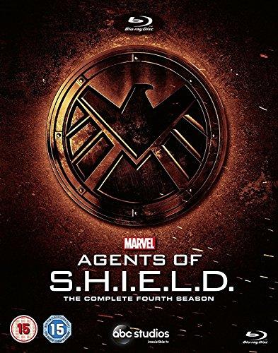 Marvel s Agents Of S.H.I.E.L.D. Season 4 [Blu-ray]