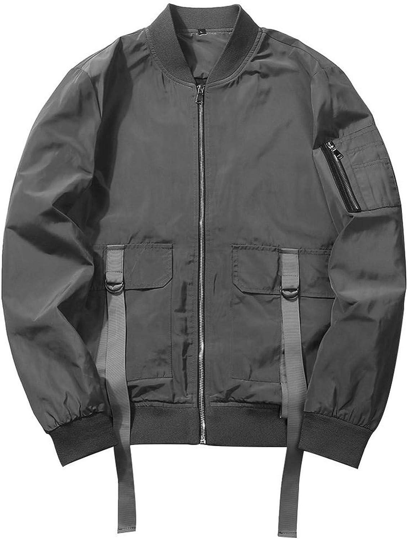 a4ed45d82 Thadensama 2018 Men's Baseball Baseball Baseball Casual Jacket Men Slim Fit  Outerwear Coat Mens Fashion Thin Windbreaker Male Jackets 4d617b