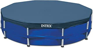 Intex 15 Foot Metal Frame Above Ground Pool Cover