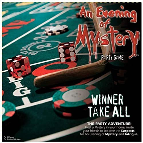 Evening of Mystery Games - Winner Takes All by Evening of Mystery
