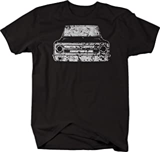 OS Gear Distressed - 1967-72 Chevy GMC Classic Lowered Truck C10 C20 Tshirt