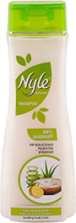 Nyle Anti Dandruff Shampoo 400 ml (Pack of 2)