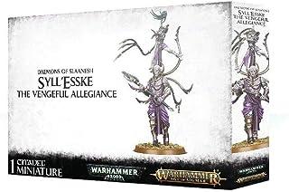 Warhammer AoS & 40k - Daemons Of Slaanesh Syll'Esske The Vengeful Allegiance
