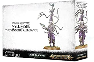 Games Workshop Daemons of Slaanesh - Syll'Esske: The Vengeful Allegiance