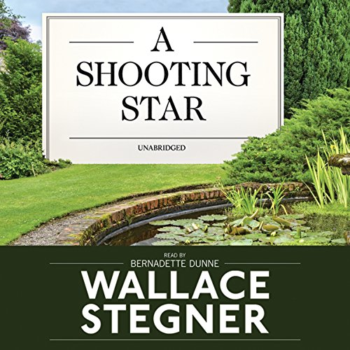 A Shooting Star audiobook cover art