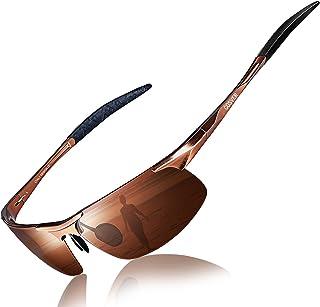 COSVER Mens Sunglasses Polarized Sports UV Protection...