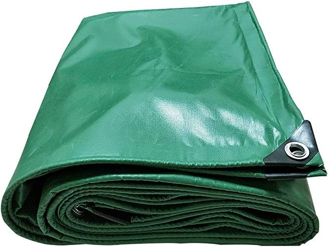 Bache De Prougeection Imperméable, Bache Imperméable Heavy Duty - Feuille De Bache Verte - Couverture De Première Qualité en   4m  3m ZHANGQIANG (Couleur   Vert, Taille   3  5m)