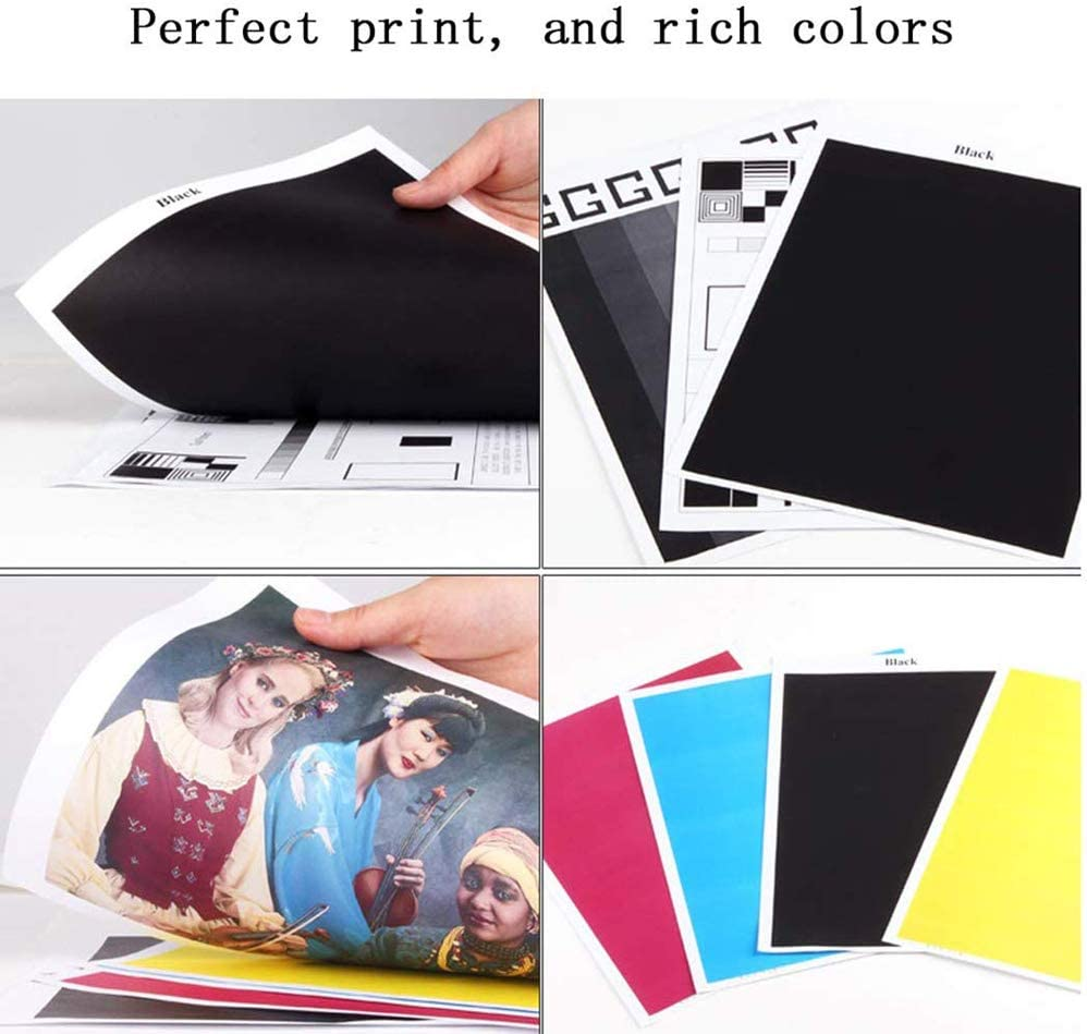 SP C830DN Ink Cartridge Compatible with Ricoh Aficio SPC830DN SPC831DN Copier Ink Cartridge 4 Color consumables-4colors