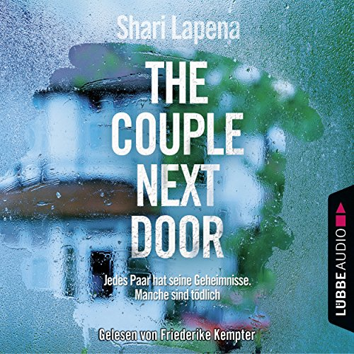 The Couple Next Door [German] audiobook cover art