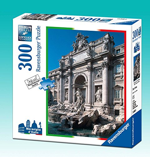 Made in Trade- Puzzle Fontaine de Trevi, 00.014.040