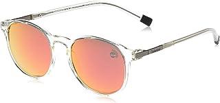 نظارات شمسية من تيمبرلاند للرجال TB915126D51 - كريستال/مستقطبة - محقونة