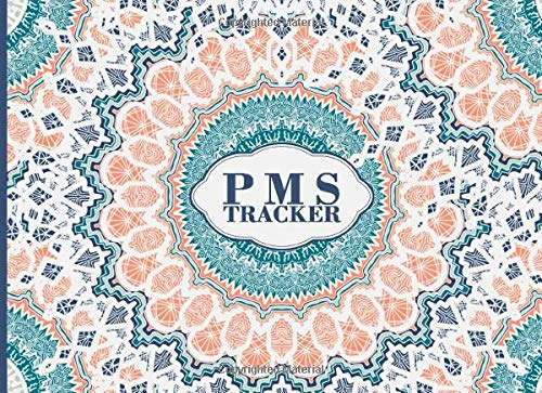PMS Tracker: PMS Tracker | Menstrual Cycle symptoms log book |120 pages, 8,2 x 6 inches | For Teen Girls & Women