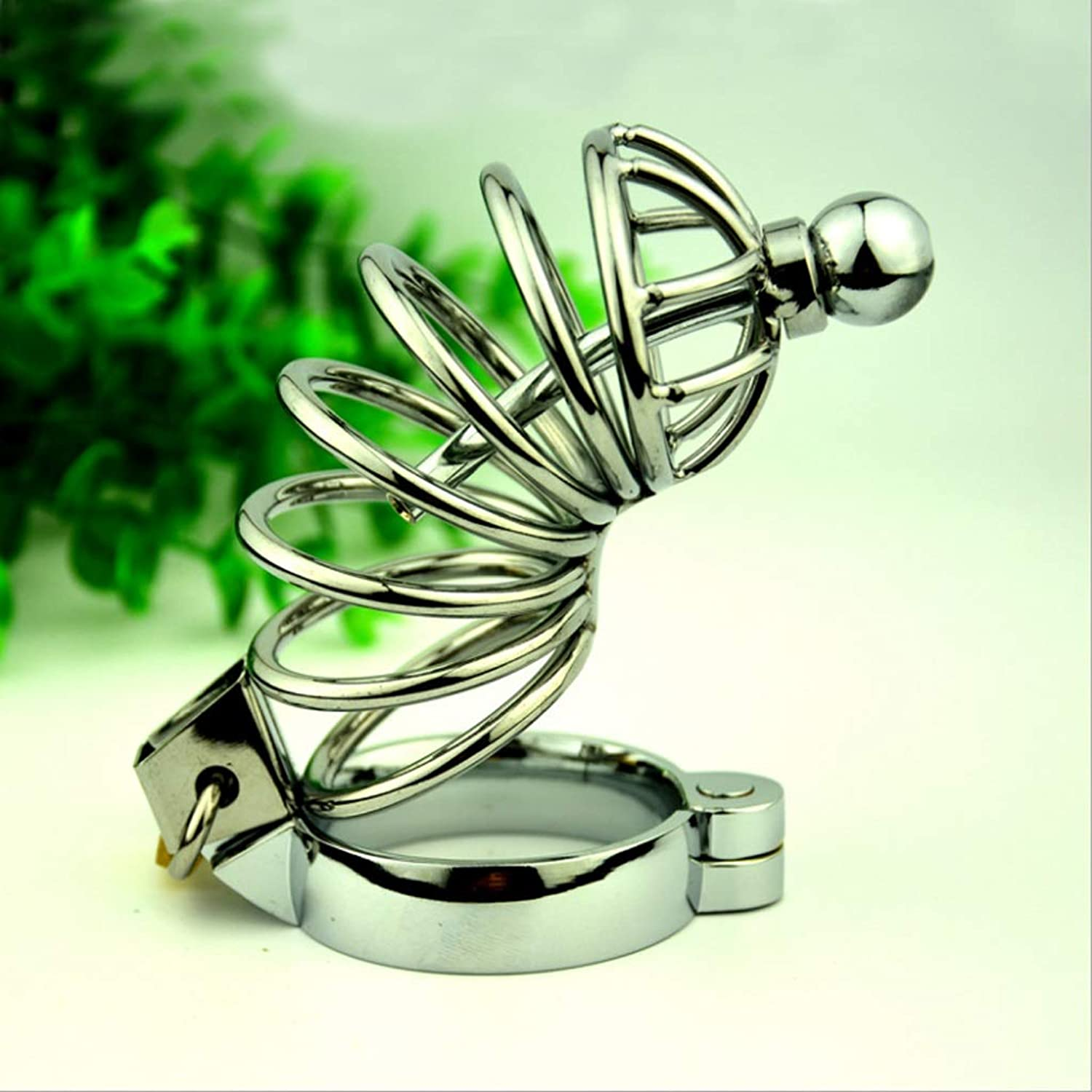 CS Innovative Design Men's Special Toy Lock Device Long Cage