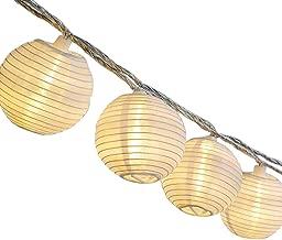 AceList Ramadan Lantern 20 LED String Lights for Ramadan Decoration Bedroom Indoor Yard Decor Lights