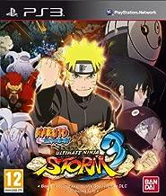 Naruto Shippuden Ultimate Ninja Storm 3 Sony Playstation PS3 Game