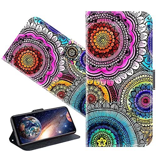 Cherfucome Funda para iPhone SE 2020 Carcasa Libro Flip Leather Magnético Funda de Cuero PU Carcasa iPhone SE (2020) Funda Móvil Case Flip Case Wallet [JC10]