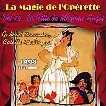 La Fille de Madame Angot - La Magie de l'Opérette en 38 volumes -  Vol. 14/38