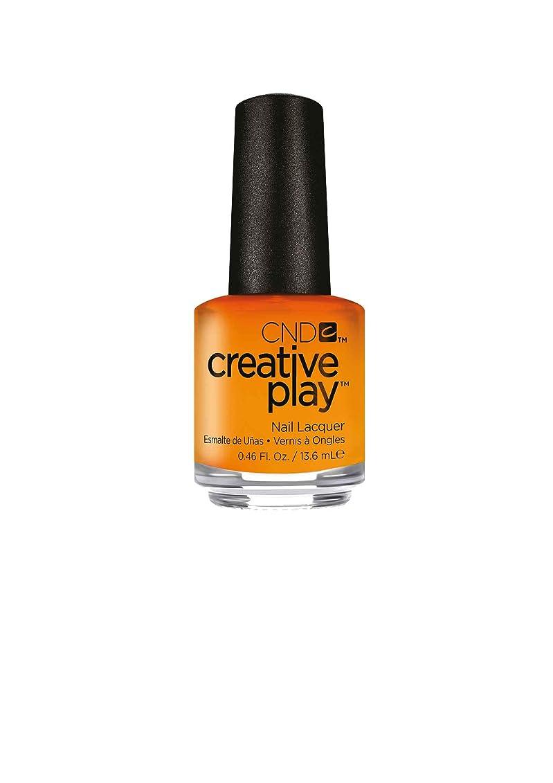 ゼリービジュアル評価するCND Creative Play Lacquer - Apricot in the Act - 0.46oz / 13.6ml