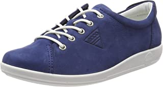 Ecco Women's Soft 2.0 Shoes, True Navy, 42 EU