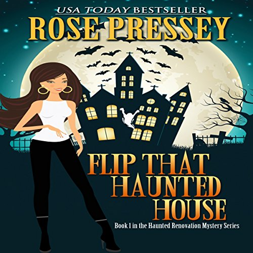 Flip That Haunted House audiobook cover art