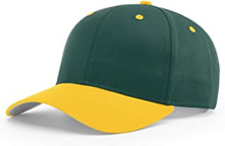 green and yellow snapback