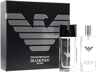 Giorgio Armani Set de fragancias para hombres - 65 ml.