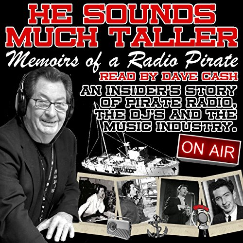 He Sounds Much Taller audiobook cover art