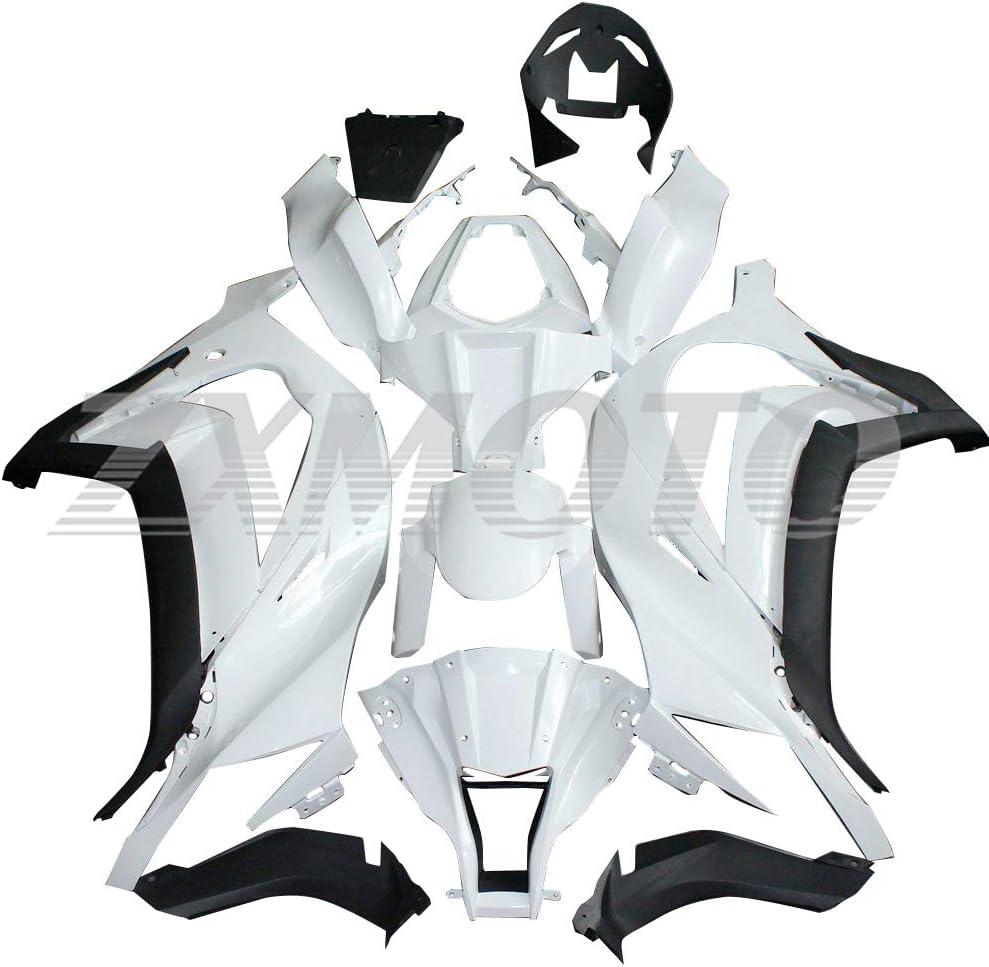 ZXMOTO Unpainted Fairing Kit for Kawasaki Directly managed store 10R Ninja 2011 2012 ZX Max 53% OFF