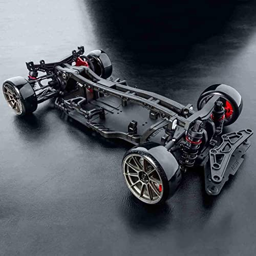 Max Speed Technology RMX S 1 10 scale 2WD EP Drift Car KIT