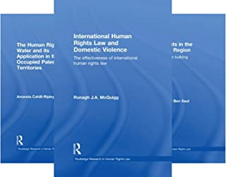 Routledge Research in Human Rights Law (50 Book Series)