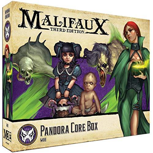 Malifaux Third Edition Neverborn Pandora Core Box