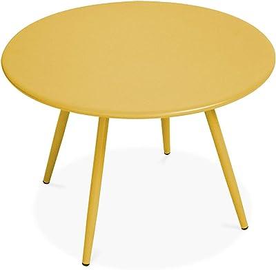 EMU Pigalle Table Ronde Pliant Ø cm. 105 Art. 904 Couleur ...
