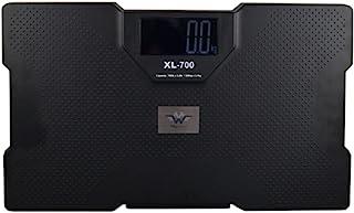 My Weigh SCMXL700T 700 lb 320kg Talking Bathroom Scale
