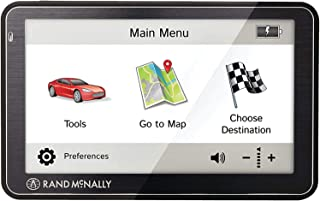 Rand McNally Road Explorer 7 GPS Device, with Advanced Lane Guidance and Lifetime Maps Updates(Renewed)