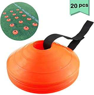 training cones football