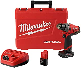 Milwaukee Electric Tools 2504-22 M12 Fuel 1/2