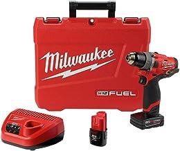 "Milwaukee Electric Tools 2504-22 M12 Fuel 1/2"" Hammer Drill Kit"