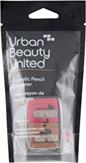 Urban Beauty United Diva Duo - Sacapuntas de Doble Entrada 21 g