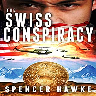 The Swiss Conspiracy audiobook cover art