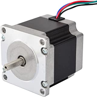 STEPPERONLINE Nema 23 CNC Stepper Motor 2.8A 178.5oz.in/1.26Nm CNC Stepping Motor DIY CNC Mill