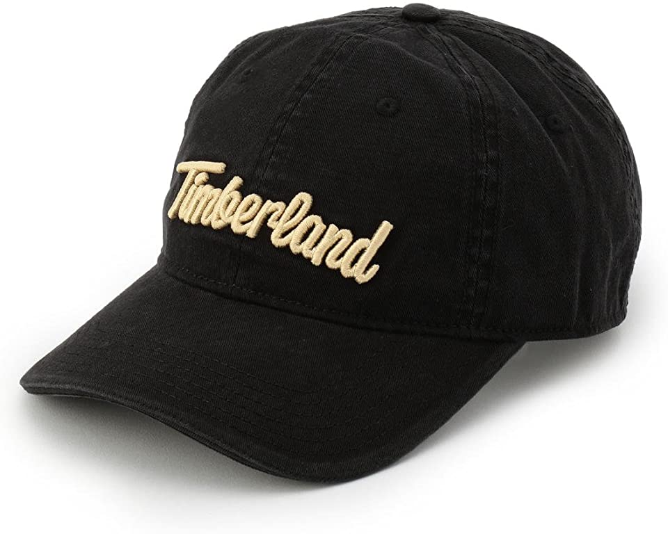 CLASSIC LOGO BASEBALL CAP (BLACK)