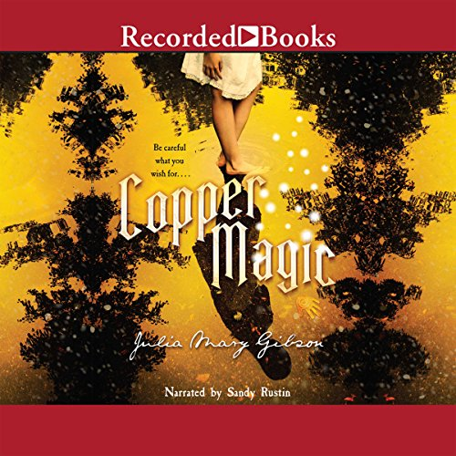 Copper Magic audiobook cover art