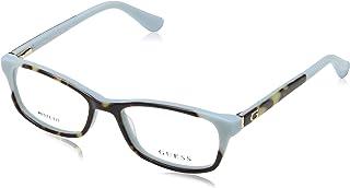 0c63c8c1b5 Guess Brille Gu2616 50056 Monturas de gafas, Multicolor (Mehrfarbig), 50.0  para Mujer